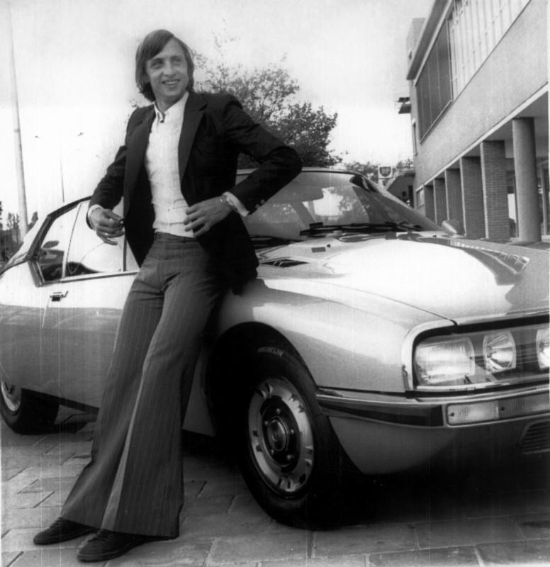 Citroen SM Cruyff